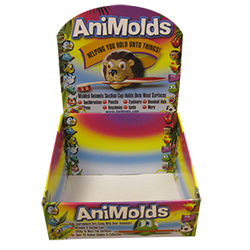 Animolds counter display