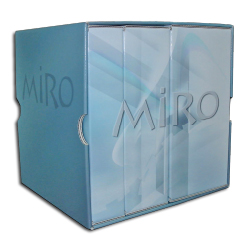 Miro litho laminated retail box