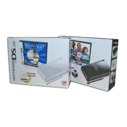 Nintendo DS litho laminated retail box