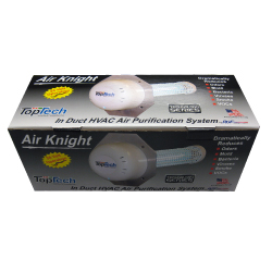 Air Knight Litho Laminated Retail Box
