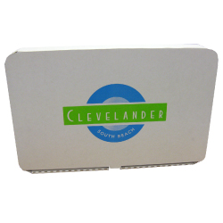 Clevelander Hotel Pizza Box