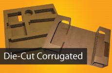 Die-Cut Corrugated