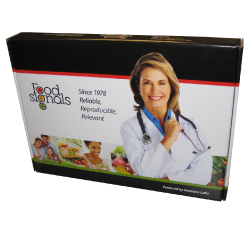 Food Signal Litho Laminated Retail Box
