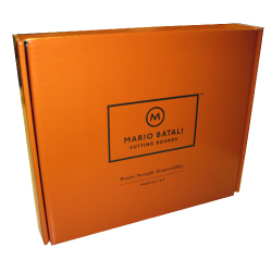 mario batali litho laminated retail box