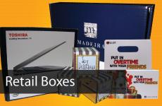 Litho Laminated Retail Boxes