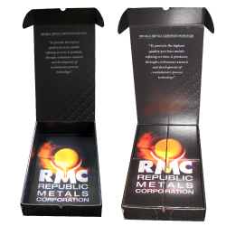 Republic Litho-Laminated Boxes